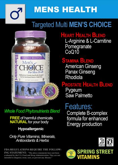 Men's Choice Multi-Vitamin