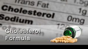 Natural Products Cholesterol Formula