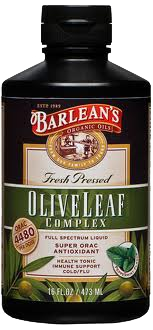 Barlean's Olive Leaf Extract
