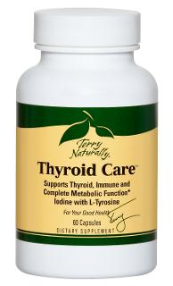 Terry Naturally Europharma Thyroid Care