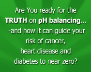 Are You Ready For The Truth On Ph Balancing And How It Can Guide You