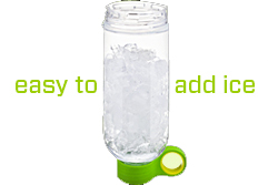Easy to Add Ice