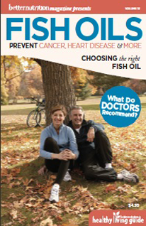 Fish Oils healthy living guide