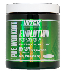 INTEK Pre Workout Evolution