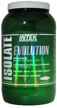 INTEK Isolate Evolution Protein