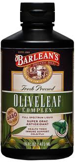 Barlean's Olive Leaf Complex Throat Spray